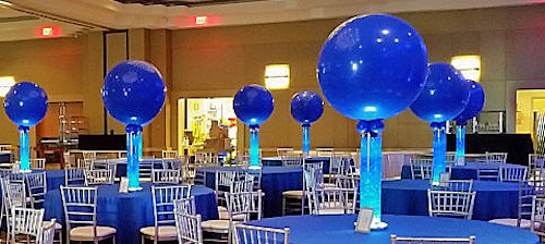 Balloons Over Atlanta Georgia BarBat Mitzvahs